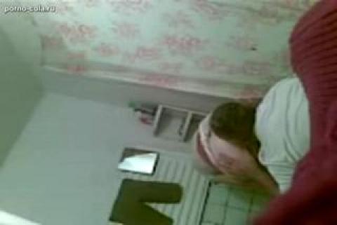 Старый чеченец трахает жену своего сына